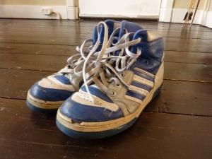 my beloved Adidas Sneakers