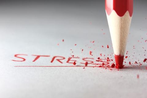 stress anger
